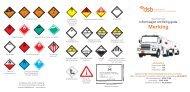 Informasjon om farlig gods - merking - Direktoratet for ...