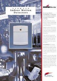 Datasheet - Cooper Security