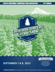 Christmas Tree Fair & Trade Show Christmas Tree Fair & Trade Show