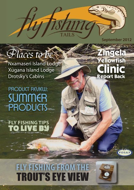 Fly Fishing Tails issue 9 2012 (3).indd