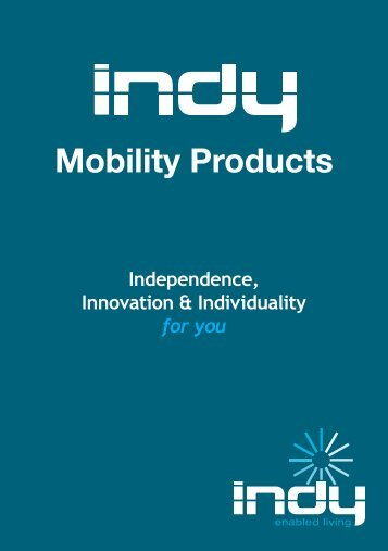 Catalogue in PDF format - Indy Mobility