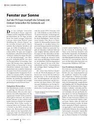 Schweizer Seite - April 2013 - SJCC