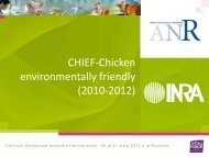 CHIEF - Inra