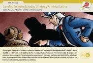 La relación entre Estados Unidos y América Latina - Manosanta