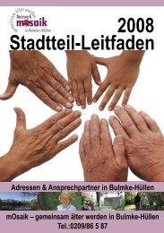 Stadtteilleitfaden 2008 PDF 3609,5 kB - Stadterneuerung ...