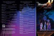 Silhouette-Series-Br.. - San Juan College