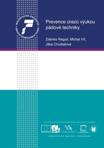 Materiály k tisku (pdf) - Fakulta sportovních studií - Masarykova ...