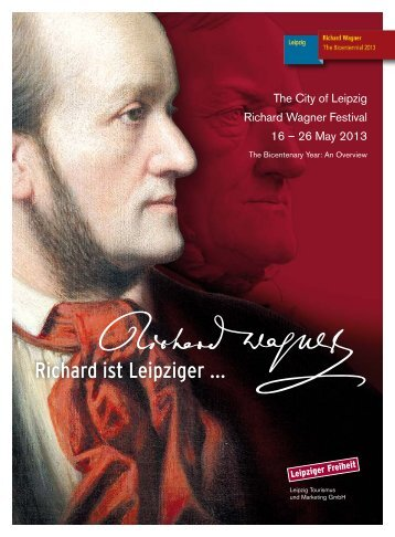 The Bicentenary Year in Leipzig - wagner-verband-le...
