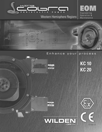 Engineering Operation and Maintenance Manual for KC10A