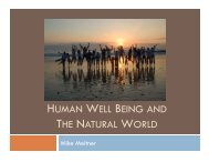 Well-being and Aesthetics - Ideal.forestry.ubc.ca