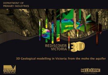Model - Geoscience Australia