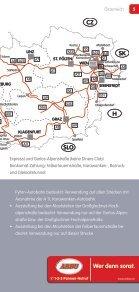 Mautgebühren in Europa 2010 - Arbö - Seite 5