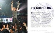 Geometry is destiny on Bon Jovi's new tour - Lighting & Sound ...