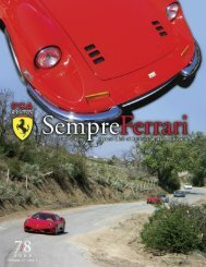 Volume 15 Issue 4 - July/August 2008 - Ferrari Club of America ...