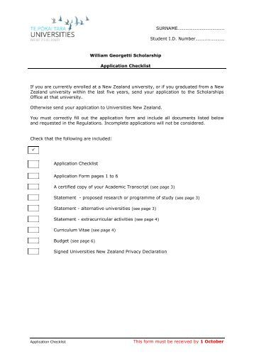 Fee Concession Form 1