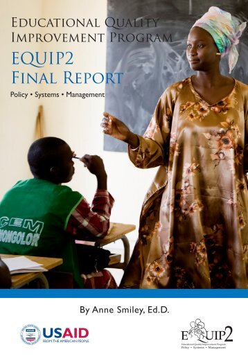 EQUIP2 Final Report.pdf - Education Policy Data Center