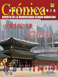 Edición especial Corea - Universidad Sergio Arboleda