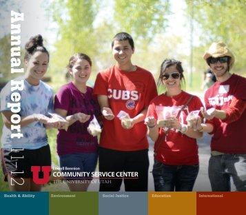 Bennion Community Center - Student Affairs - University of Utah