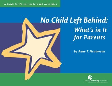 What's in it for parents? - PACER Center