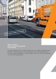 Müll von A bis Z – Service und ... - Abfallwirtschaftsbetrieb München
