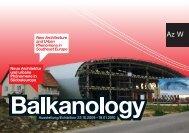 Neue Architektur und urbane Phänomene in Südosteuropa New ...