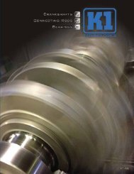 Catalog Download - K1 Technologies