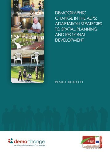 aDaptation strategies to spatial planning anD regional Development