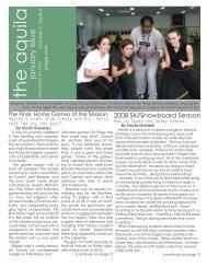Vol.3.Issue.6.January.2008 - Edgren High School EagleNet