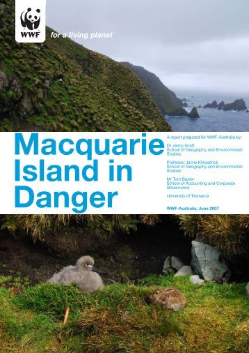 4.0 macquarie island world heritage values - wwf - Australia