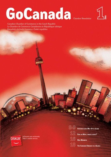 2005 (Issue 1 of 3) - The Canadian Chamber of Commerce in the ...