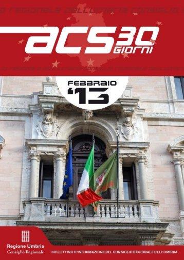 Untitled - Consiglio Regionale dell'Umbria - Regione Umbria