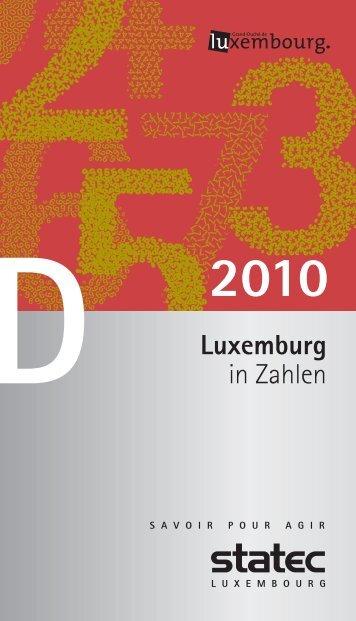 Luxemburg in Zahlen - Luxemburger Wort