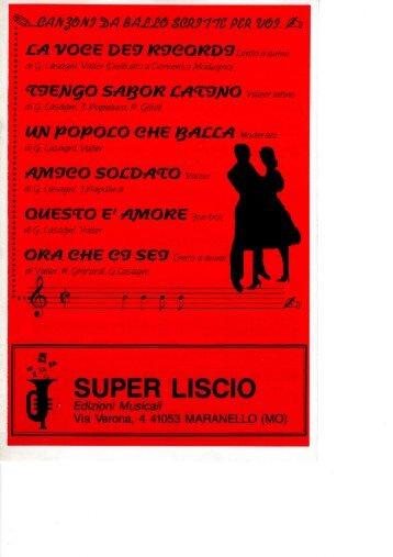 G.LASAGNI - FASCICOLO (LA VOCE DEI RICORDI).pdf - edizioni ...