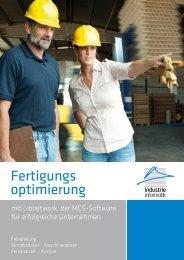 Fertigungs optimierung - it-auswahl.de