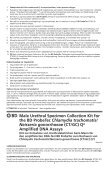 Neisseria gonorrhoeae (CT/GC) Qx Amplified DNA Assays - BD - Page 4
