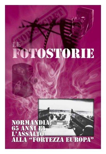 """normandia: 65 anni fa l'assalto alla """"Fortezza europa ... - Anpi"""