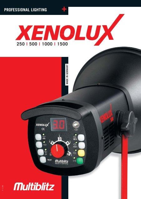Multiblitz Xenolux 1000: Jupiter