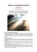 PÅSKENS ÅNDELIGE BETYDNING - Robert Greig - Visdomsnettet - Page 3