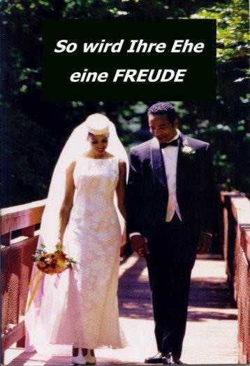 So wird Ihre Ehe eine FREUDE - Welt von Morgen- Home Page