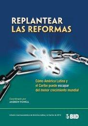 Replantear las reformas: Cómo América Latina y el Caribe puede ...