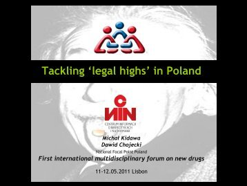 Tackling 'legal highs' in Poland