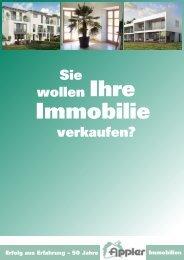 verkaufen? - Erich Appler - Immobilien und Wohnbau GmbH in ...
