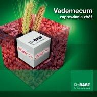 Vademecum zaprawiania zbóż - BASF Polska