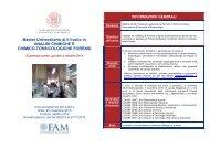 Volantino analisi chimiche 13_14 - Ordine dei Chimici di Bologna e ...
