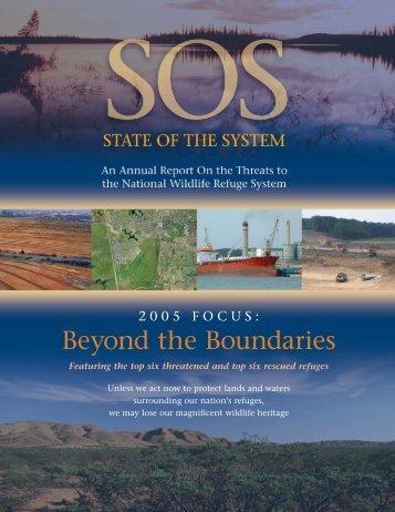 Beyond the Boundaries-final - National Wildlife Refuge Association