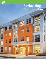 Revitalizing Communities - IFF