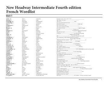 headway intermediate fourth edition pdf