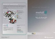 Flyer metall IT (PDF, 1,2 MB) - Bautec