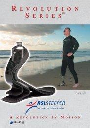 Renegade brochure new - R S L Steeper