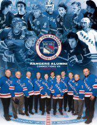 New York Rangers Alumni Association